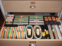 Drawer 3 - Cards, Balloons, Dots, Notebooks, etc.